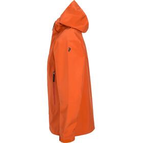 Peak Performance Northern Giacca Uomo arancione